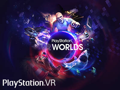 PlayStation VR - Worlds